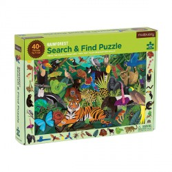Search & Find Puzzle...