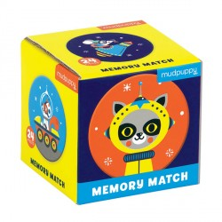 Mini Memory Game Outer Space