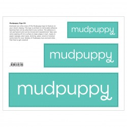 Mudpuppy Sign Kit