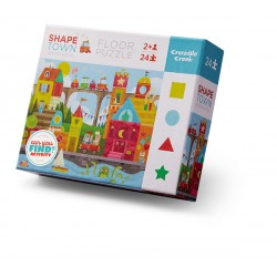 24 PC Early Learning Shape...
