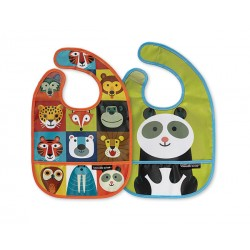 Bib Set Animalia