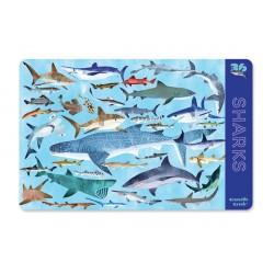Placemats 36 Sharks