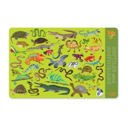 Placemats 36 Reptiles &...