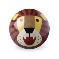 10 cm Play Ball Lion