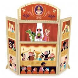 Puppen Theater Ingela P....