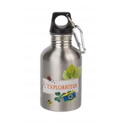 Trinkflasche Alu / Gourde...