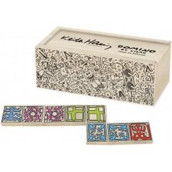 Domino Keith Haring