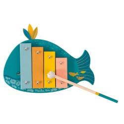 Xylophon / Xylophone baleine