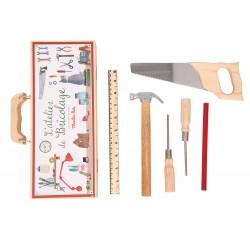 Werkzeugkoffer 6 Teile /...