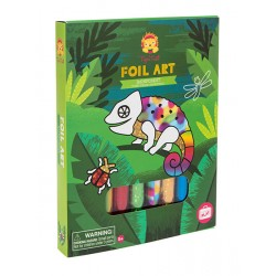 Foil Art Rainforest