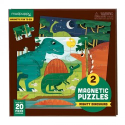 Magnetic Fun Mighty Dinosaurs