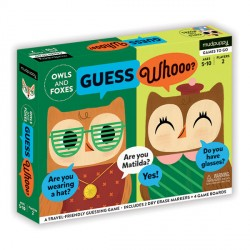 Guessing game Owl & Foxes