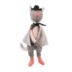 """Puppe Katze """"Der Galant"""""""