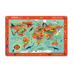 Placemats Dinosaur World