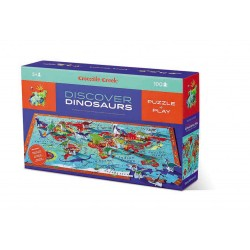 Discover Puzzle Dinosaurs