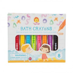 Bath Crayons Display