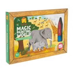 Magic Painting Safari...