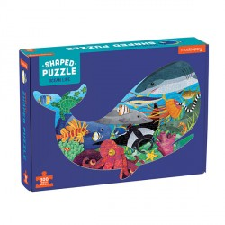 300 PC Shaped Puzzle Ocean...
