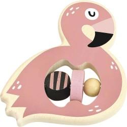 Rassel Flamingo Michelle...
